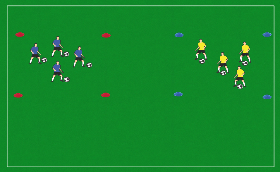 Week 8 Soccer Practice Drills for U10, U11 & U12 Teams ...