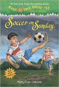 Soccer on Sunday - Magic Tree House